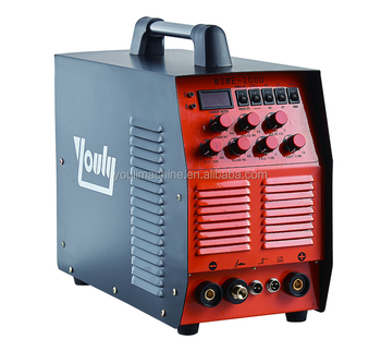 With Parts And Pulse Function AC DC TIG MMA Welder IGBT MOSFET 60