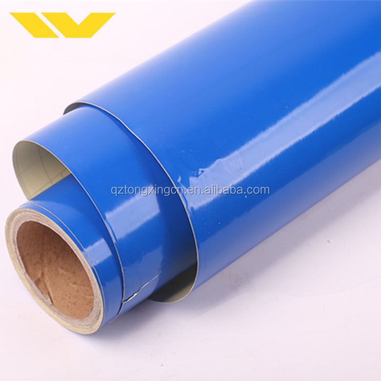 PET 3100 commercial grade reflective sheeting vinyl rolls