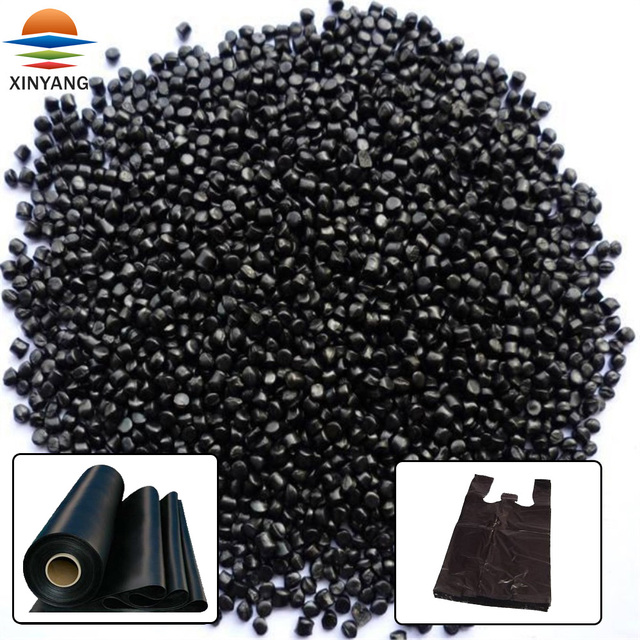 Chemical stability agent wanted pet plastic black pp bag material masterbatch for agricultural mulch film