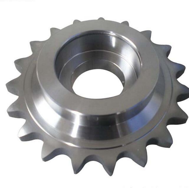 Factory supply industrial roller chain sprocket 08B-1 Z24
