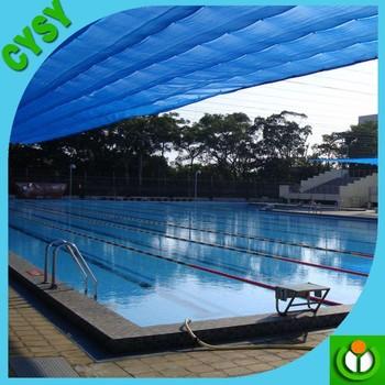 Swimming Pool Sun Shade Net Make Making Machine