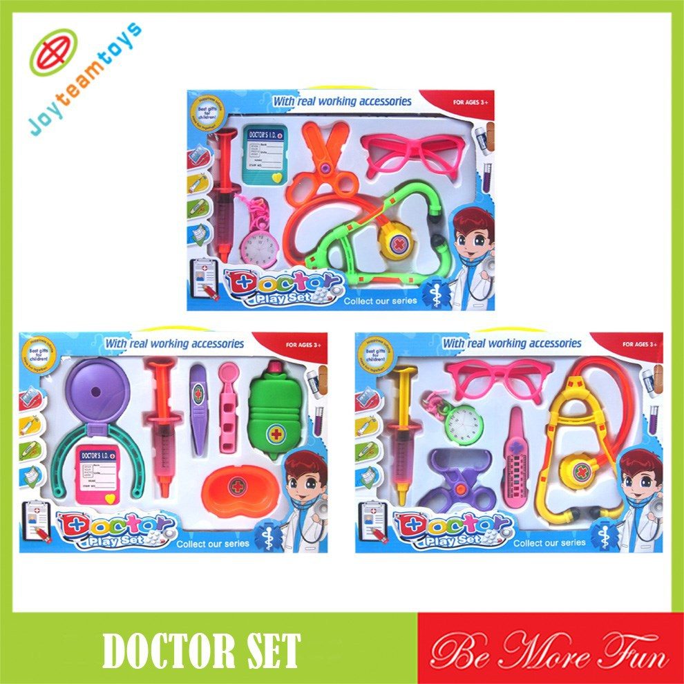 Interesting family doctor toys children medical equipment