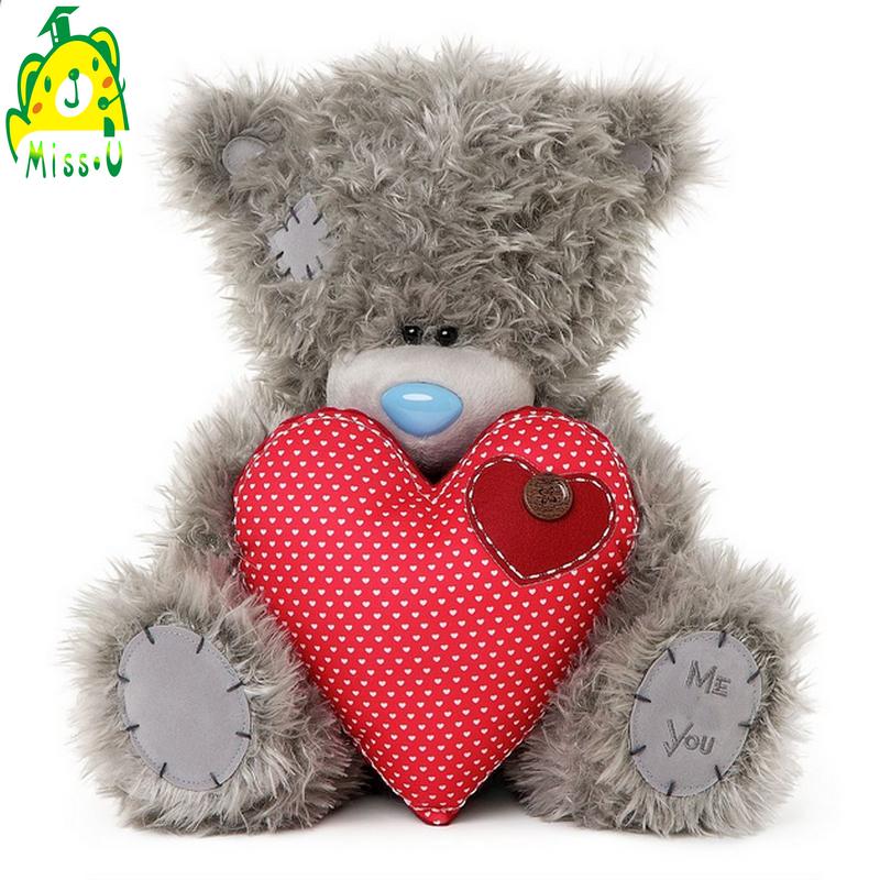 Valentine's Day Plush Variety Romantic teddy bear souvenir gift