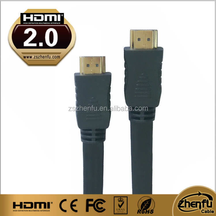 OEM High Quality Technology displayport to HDMI cable 10m bulk HDMI CABLE 2.0