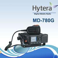 Dual modes (Analog+Digital) car radio with GPS Hytera MD780G