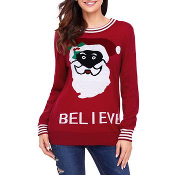 Wholesale Ugly Womens Christmas Sweater Knitting Patterns Buy
