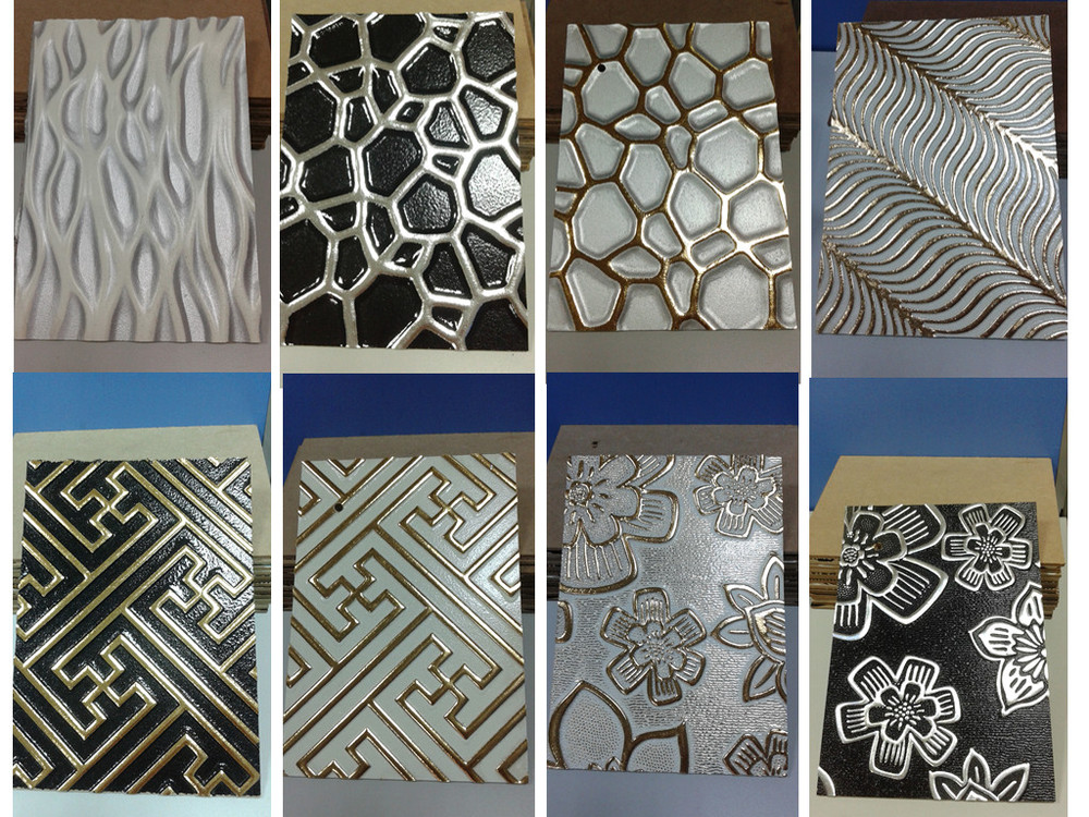 customized designs 3d wall panel for bathroom wall panels