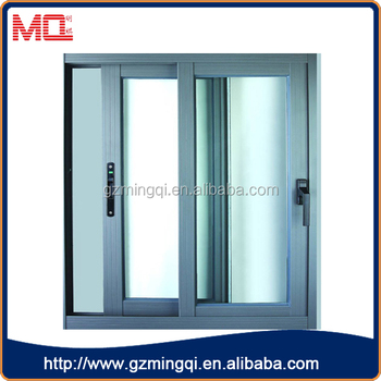 aluminum window grills design stainless steel aluminium window frame parts factory
