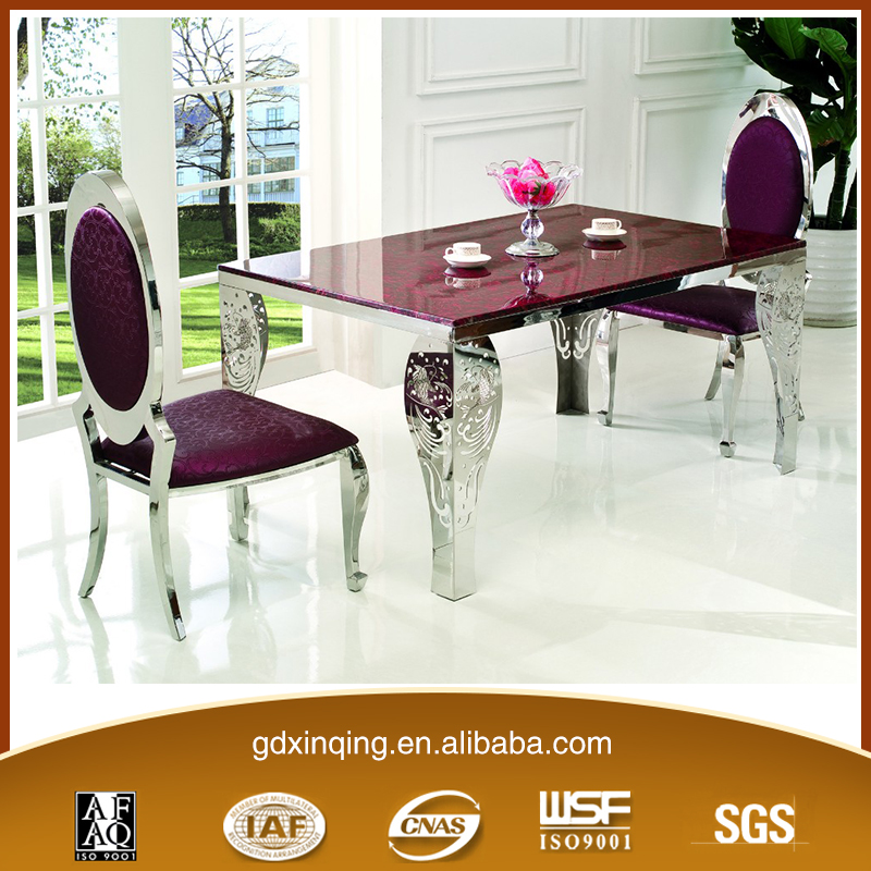 TH348 cheap fashion design dining room tabel