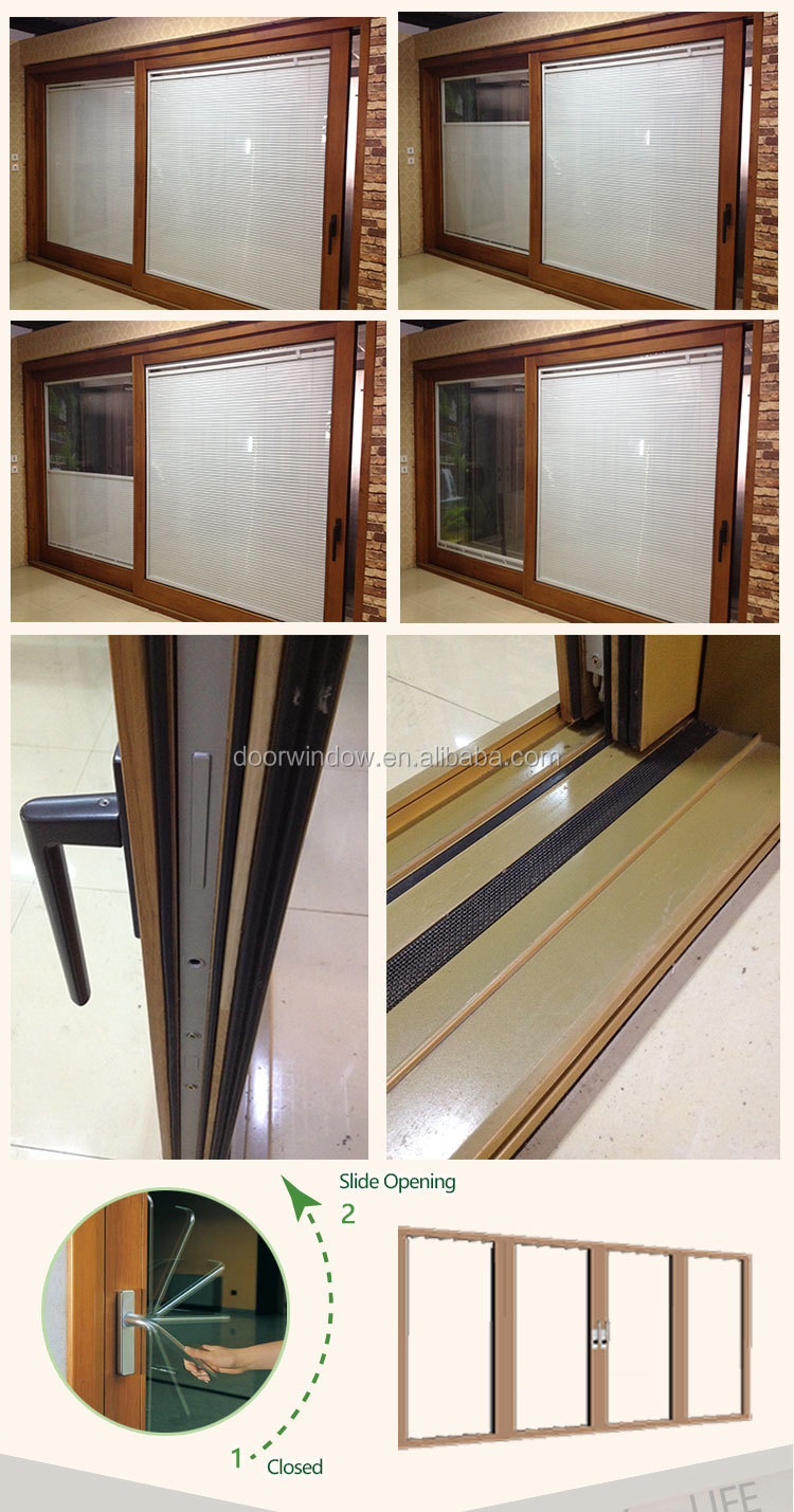 Glass sliding door system frameless for bathroom
