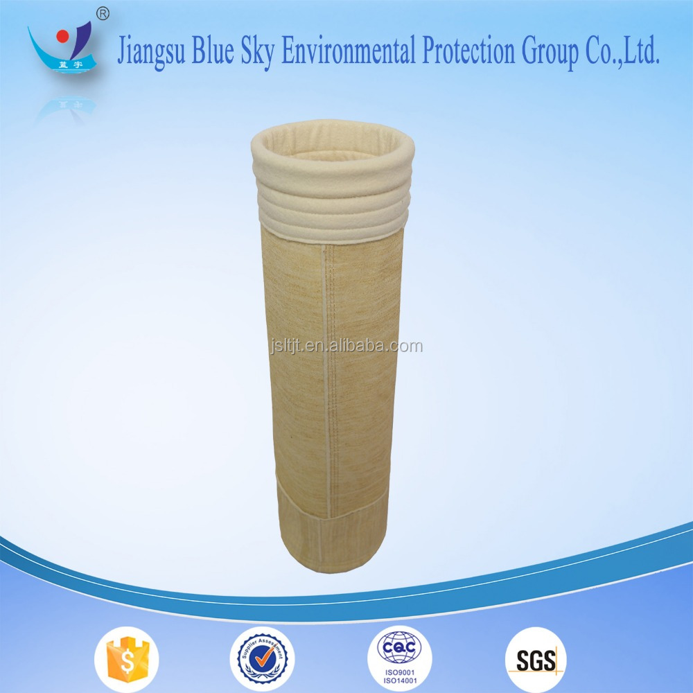 High Quality Cheap Aramid Filter Bag For Dust Collector
