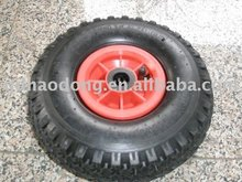 small rubber wheel 3.00-4