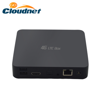 Newest 4G LTE sim card Amlogic S905X 64bit android tv box support Asia , European, African bands