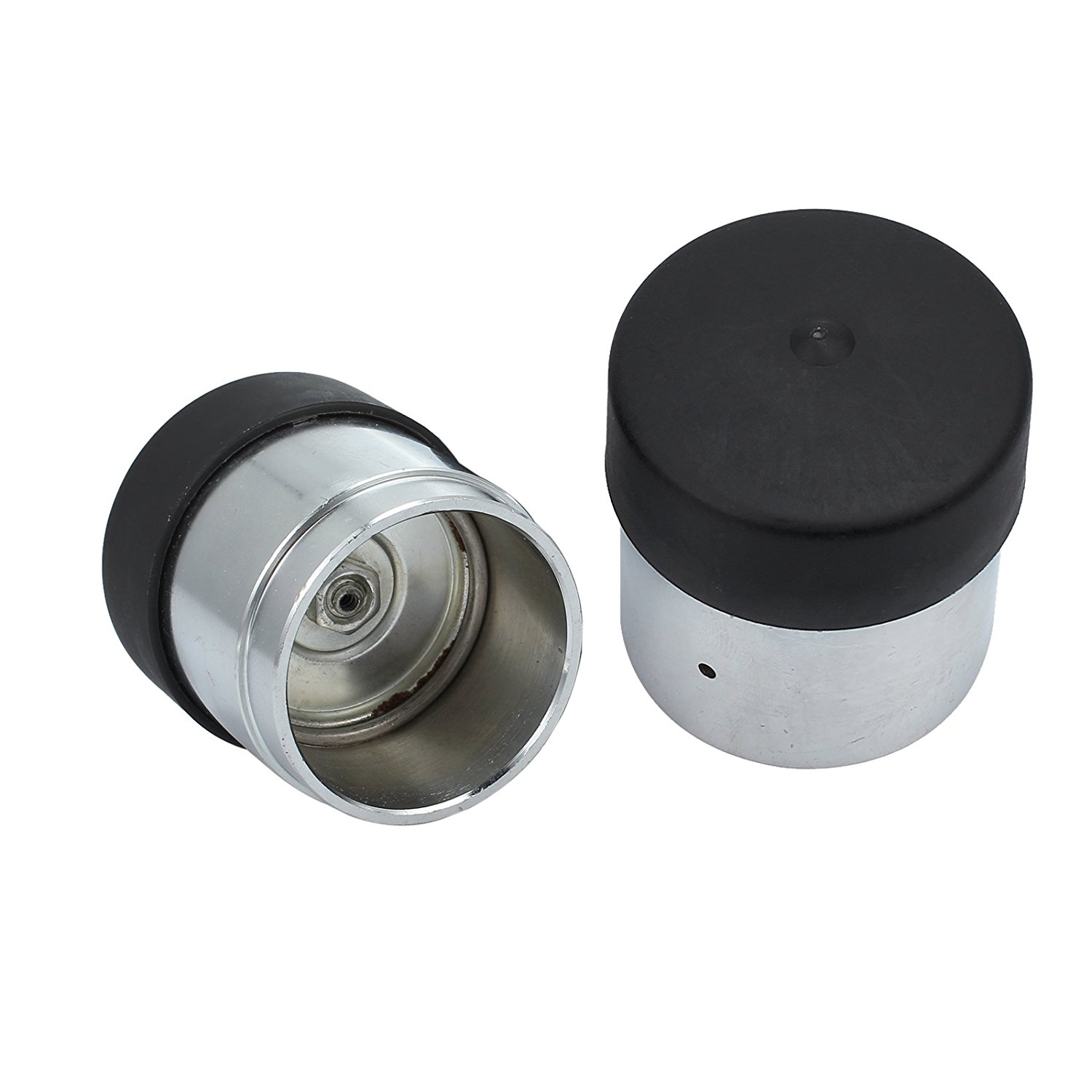 Proster 2PCS Trailer Hub Bearing Protectors with Dust Cover Caps 45mm Pair Bearing Buddies