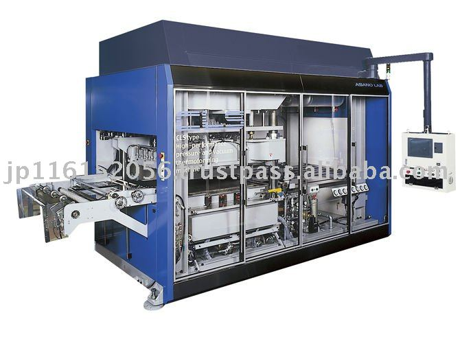 Contact-heating Pressure Forming Machine(CLS)