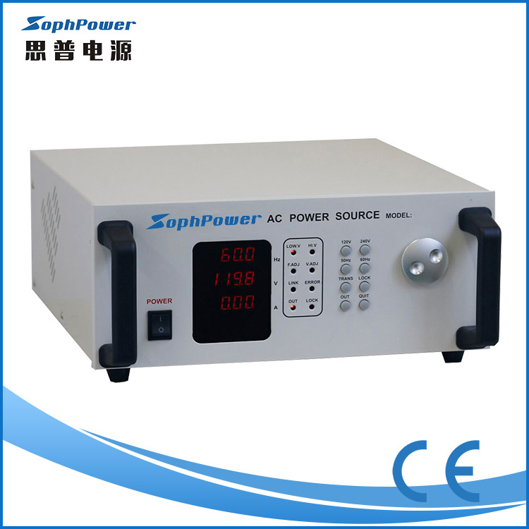 50hz ac compact 3kva ac power source for communication equipment