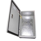 Outdoor 19 Inch Electronic Communication Cabinet