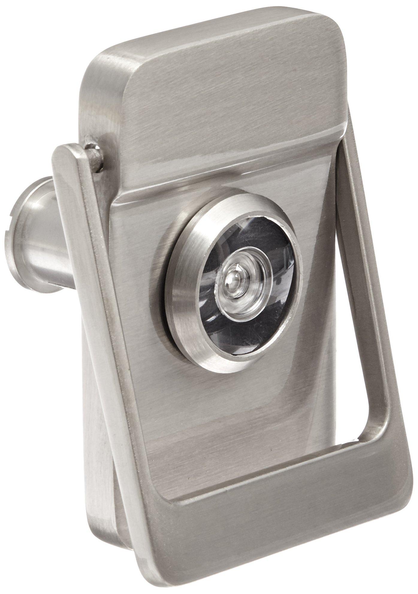 Superbe Get Quotations · Rockwood 614V.15 Brass Door Knocker With Door Viewer, 2 1/8