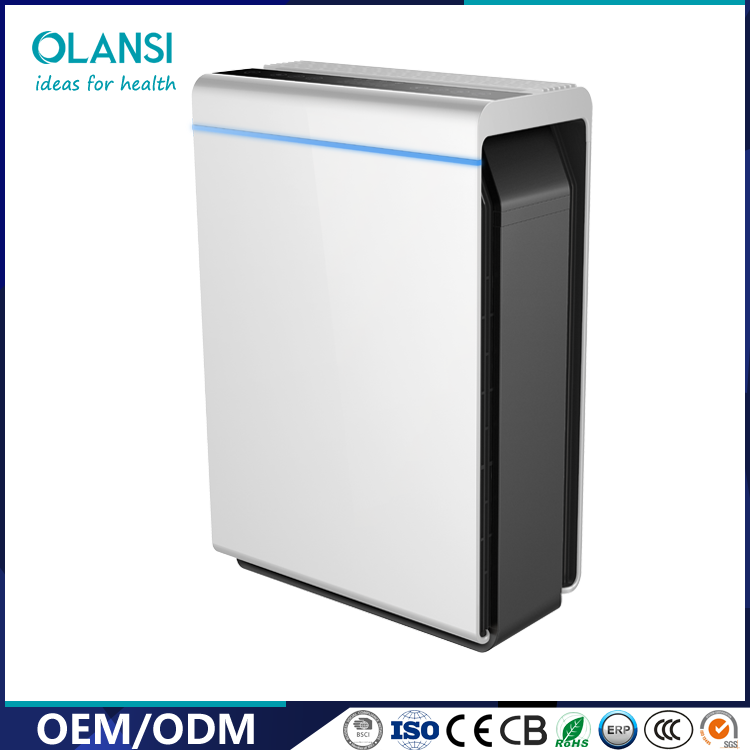 Olansi best price dust/odor remove household air cleaners air purifiers for home