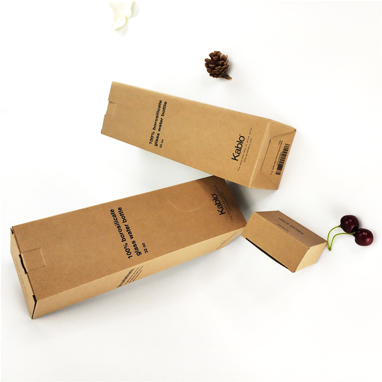 personalized Bottle Wine Glass Packaging Boxes Cardboard Storage Box For retail