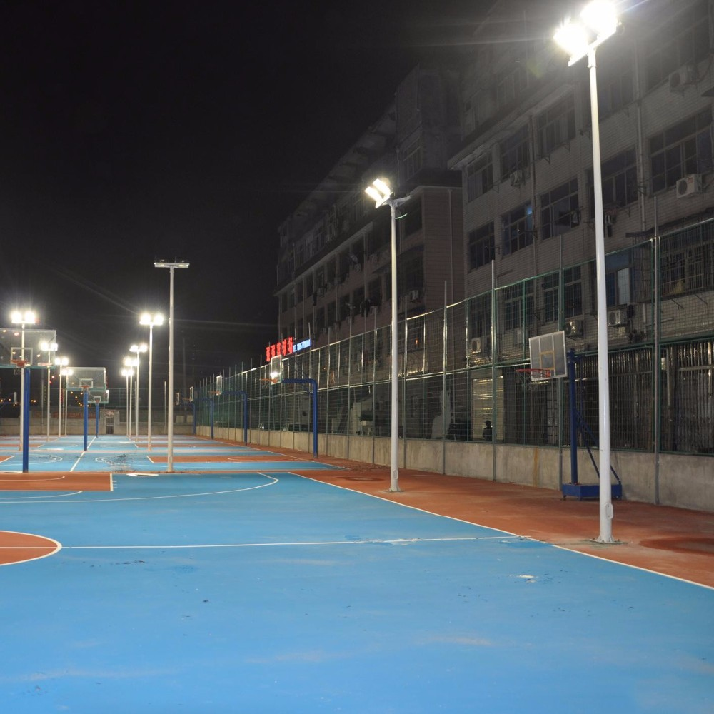 Factory direct, quality assurance, best price solar street light7M pole LED light source 50w