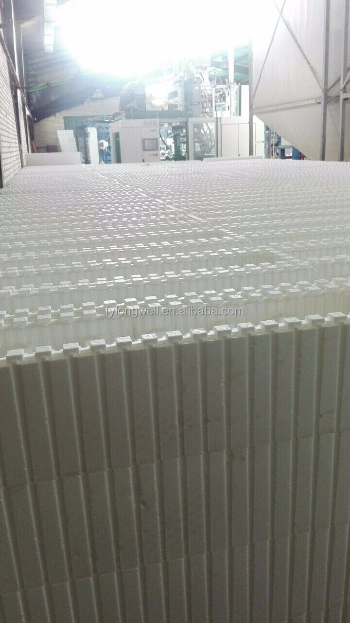 New building material eps foam construction blocks icf for Icf foam