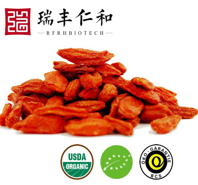 Manufacturer Supply Wholesale Dried Ningxia Goji Berry