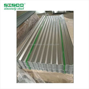sgcc dx51d CRS cheap galvanized steel corrugated metal roofing sheet
