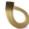 Top Quality Brand Balayage Remy Tape Hair Extension Hair Product Russian Cuticle Aligned Hair