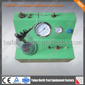 PQ400 double spring injector tester diesel nozzle tester With High Quality