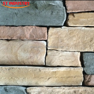 Alibaba China Supplier types of stone cladding