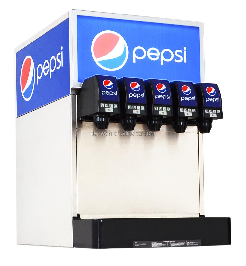 4 Valve Fountain Soda Dispenser Buy Fountain Soda