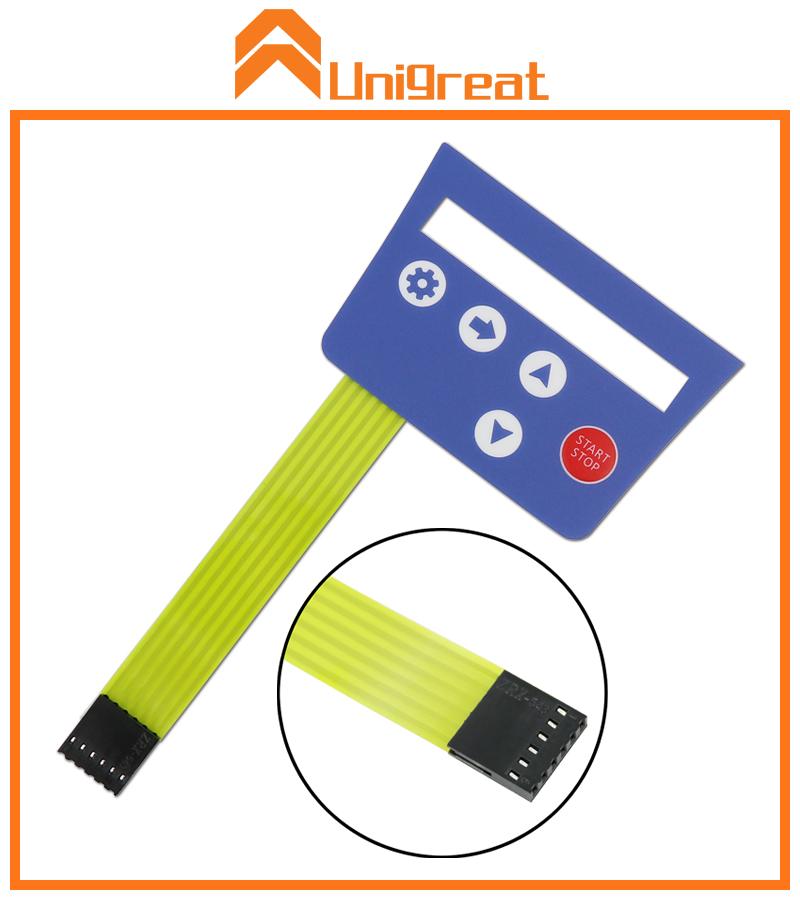 Cheapest 5 Push Button Tact Key Anti