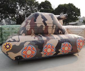 High Quality Inflatable Paint Ball, Inflatable Bunkers for Adults