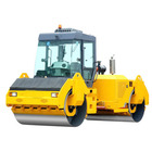 XD121E double drum Vibratory roller Road roller For rental only Clearance and large number in stock