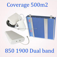 bluetooth range extender Mobile Signal Booster,CDMA850 PCS1900mhz Mobile phone signal repeater