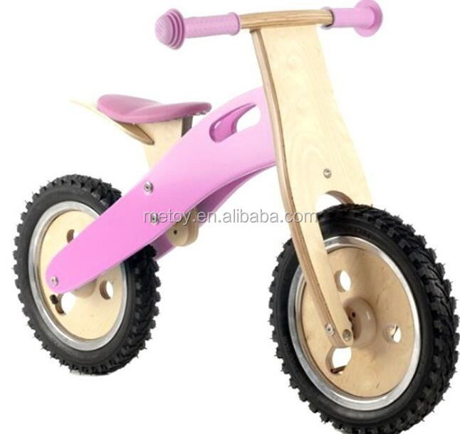 Natural Plywood Children Wooden Balance Bike Buy Wooden Bike