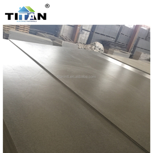 Decorative Wall Non-asbestos 14mm Fibre Cement Sheet
