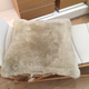 Top Quality Genuine Merino Sheepskin Pillow Australian Wool Cushion