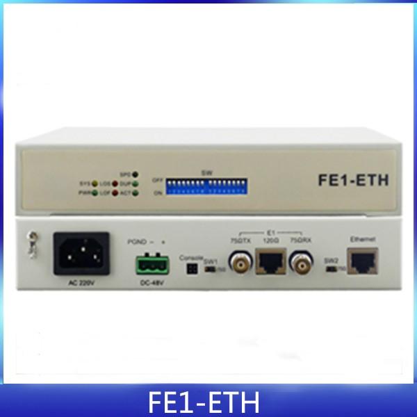 Fast Ethernet Sobre E1 G.703 Convertidor De Protocolo Fe1-eth - Buy ...