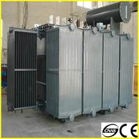 Electric arc furnace transformer