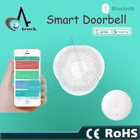 Smart Home 10 bell sounds Remote control bluetooth Door Bell support night light function