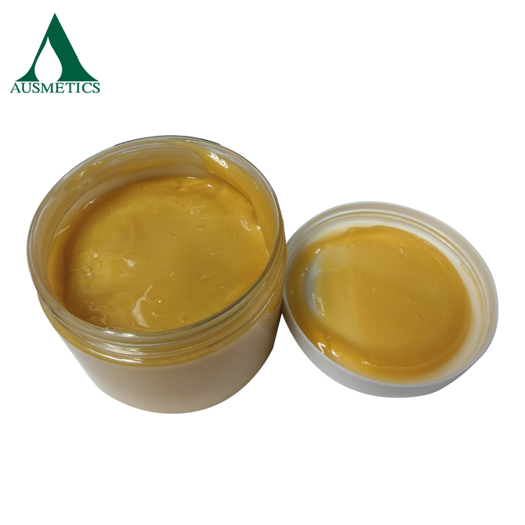 Most popular wholesale OEM ODM golden collagen peel off facial gold mask