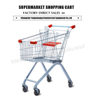 60L folding hand trolley used container