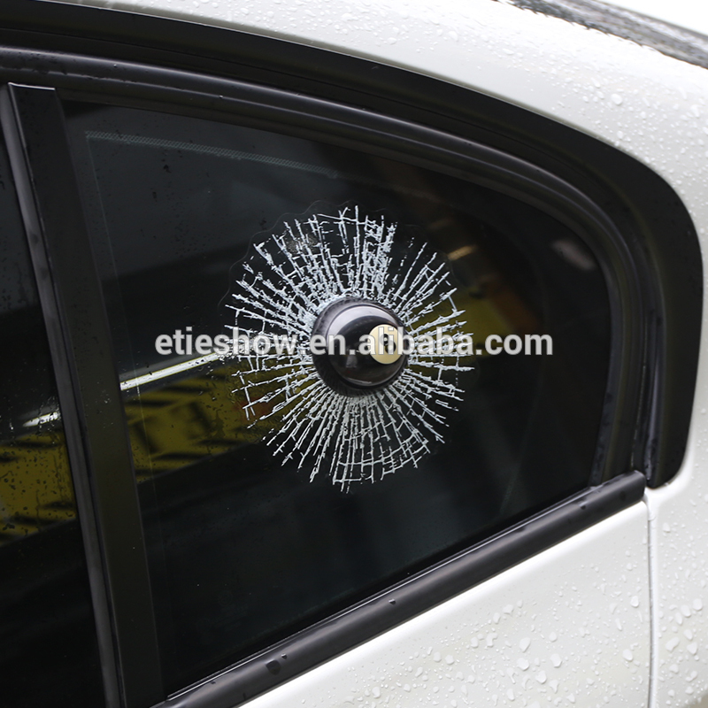 Removable Car Window Decals and 3D Car Sticker