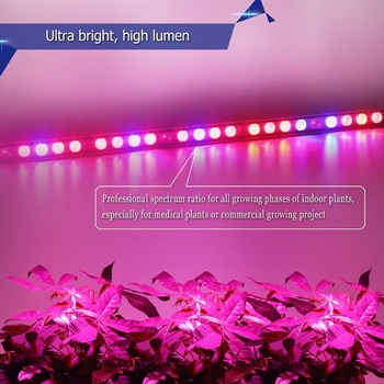 Commercial horticultural led growlights bar 2 feet 3 feet 4 feet commercial horticultural led growlights bar 2 feet 3 feet 4 feet spectrum king 3ft 90cm ir aloadofball Choice Image