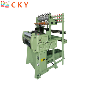 CKY 645A Long Chain Cotton Shuttle Weaving Loom Machine Small Weaving Machine