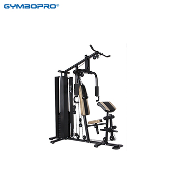 100kg weight stack multi fitness workout station home gym cardio
