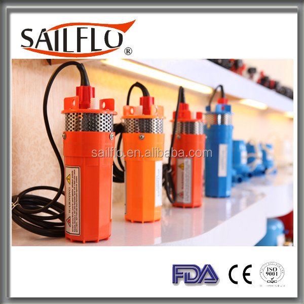 Sailflo Micro Submersible Solar Water Pump Supplier from China