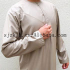 Factory Wholesale Arab Thobe,Model Dubai Abaya Muslim Men Dress Jalabiya, Kaftyan Thobe